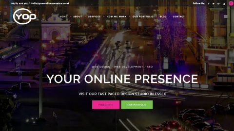 Your Online Presence