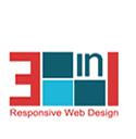 3 in 1 - Responsive Web Design